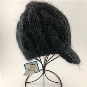 ⭐️🆕[Eugenia Kim] Bernie Visor Wool Chunky Knit